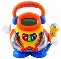 Best Gifts for 3 Year Old Boys. VTech - Learning Tunes Karaoke