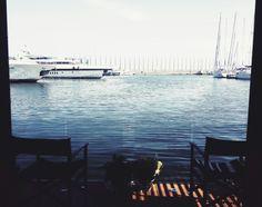 Marina life ⛵ #inspiration #marina #lifestyleblogger #fashionblog