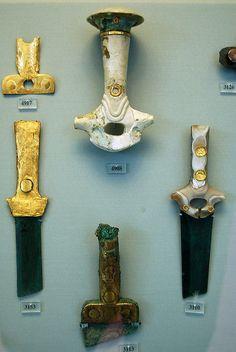 Mycenaean Swords,14th cent. BC