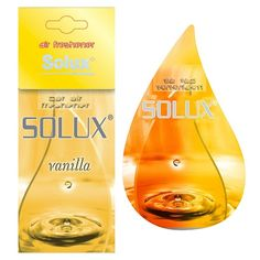 Qoo10 - SOLUX® Vanilla Air Freshener : Furniture & Deco