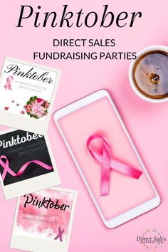 Grab the free social media images and get started with this fab fundraising theme. Join Pinktober to raise funds for breast cancer AND keep your direct sales biz moving - WIN! #directsales #directselling #partyplanconsultant Fundraiser Themes, Fundraiser Party, Fundraising Activities, Direct Sales Party, Direct Sales Tips, Body Shop At Home, The Body Shop, Pink Snacks