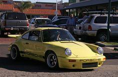 Seinfeld IROC Porsche 911