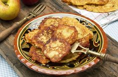 ecipe: Apple Potato Pancakes! Autumn apple picking yields plenty of harvest for apple potato pancakes – warm, crispy treats that are perfect...