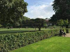 Rosenborg Castle Garden