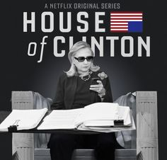 House of Cards Showrunner Supports Hillary in 2016