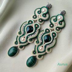 Aurus - Soutache by aiste.kesminaite