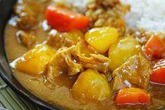 Colombo de porc aux légumes : Un plat en sauce pour toute la famille !