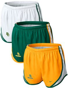 Product: #Baylor University Women's Shorts - Nike