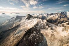 mountainhardwear: Pretty spoiled to have a view like this in...