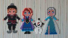 Elsa et Anna Disney hama