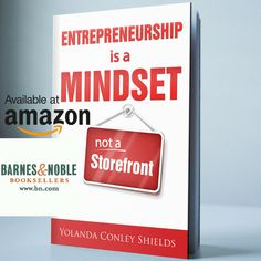 Entrepreneurship Is A Mindset That's Needed  To Achieve Your Vision