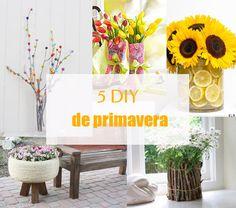 5 DIY de primavera