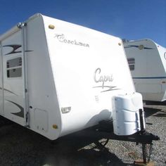 Check out this 2007 Coachmen Capri 300QBS listing in Alcoa, TN 37777 on RVtrader.com. It is a Travel Trailer and is for sale at $7995.