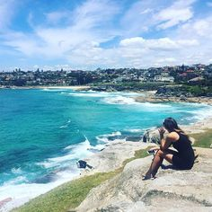 Bondi Beach - one of the best beaches in the pacific