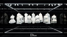 """DIOR,""""Just stick with white"""", pinned by Ton van der Veer"""
