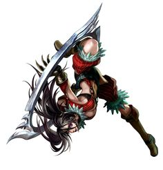 Soul Calibur   Tira