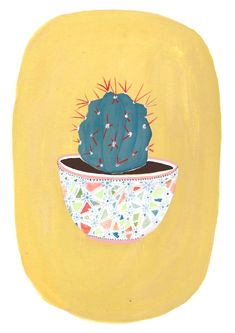 Plants - Mia Dunton » art » drawing » inspiration » illustration » artsy » sketch