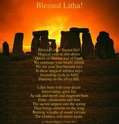 Litha Blessing