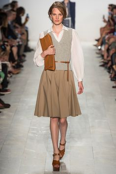Michael Kors Spring 2014 Ready-to-Wear Collection Slideshow on Style.com Ashleigh Good