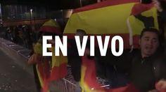 """ICYMI: """"No en nuestro nombre"""": Manifestación en Barcelona a favor de la unidad de España (EN VIVO)"""