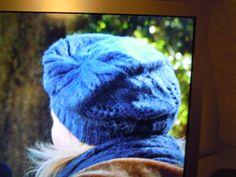Bonnet de Candice Renoir