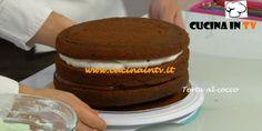 Torta al cocco ricetta Renato da Torte in corso   Cucina in tv