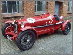 Alfa Romeo 8C 2300 Monza - Alfa Romeo 8C 2300 Monza