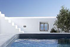 A Dreamy Villa in Santorini, Greece ♥ Страхотна вила на Санторини, Гърция | 79 Ideas