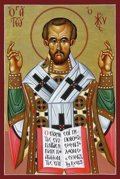 MYSTAGOGY: On the Worthy and Unworthy Participation of the Divine Eucharist (St. John Chrysostom)
