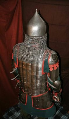 14th century russian kit