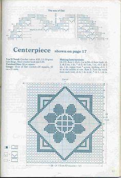 Ondori. My Crochet Laces by Y. Suzuki - Marina Podvoiskaia - Álbumes web de Picasa