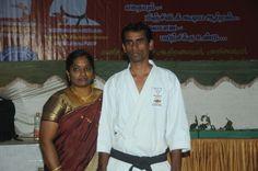 karate sanker & padmasankar