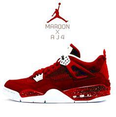 37d4545e2c9e7f Maroon 4 s Chaussures Air Jordan