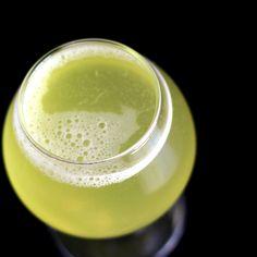 Yellow Peril drink recipe: Galliano, Creme de Babanes, Cointreau, vodka