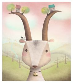 goat. by iMais.deviantart.com on @deviantART