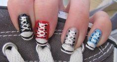 ALL STARS NAIL kit 5 nail polish by ViaMilano25