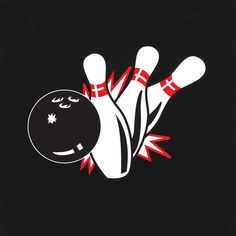 What things to Choose Hitting, whether it's with family member, buddies or throughout the dating, when you go bowling it's good to make a little bit of time and effort. Bowling Ball Art, Bowling Party, Bowling Pictures, Retro Bowling Shirts, Bowling Quotes, Bowling Outfit, Art Projects, Projects To Try, Red And Grey