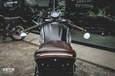 Ducati Scrambler by Zeus Custom 27