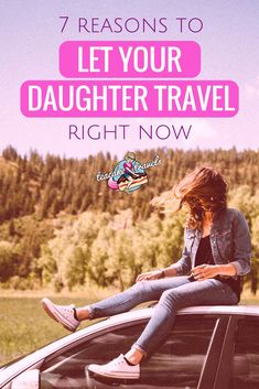 Trying to convince your parents to let you travel? Give them this. Are you parent unsure whether your daughter should go travelling? Read this. #travel #solotravel #solofemaletravel #parenting