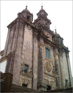PONTEDEUME Iglesia Parroquial de Santiago