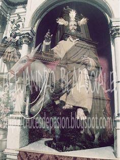 Cruces de Pasión: Marchena(Sevilla).Montajes de la Borriquita