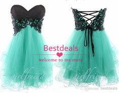 2014 Mint Green Strapless Homecoming Dresses with Black Homecoming Dresses | Buy Wholesale On Line Direct from China