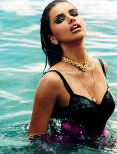 Adriana Lima |  Elle
