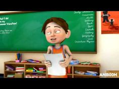 Awesome Summer Vacation - Animation by Casey Kirkpatrick. You could use as an intro at beginning oof school year to illustrate putting voice, word choice, and drama into writing about summer vacation. Writing Traits, Narrative Writing, Writing Skills, Teaching Language Arts, Teaching Writing, Teaching Kids, Beginning Of The School Year, New School Year, Vacation Humor