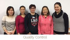 The RC Pets quality control team.