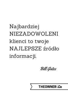 Udanego poniedziałku! Bill Gates, Math Equations, Motivation, Quotes, Quotations, Qoutes, Quote, Shut Up Quotes, Determination
