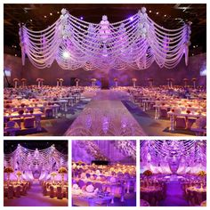 nigerian wedding reception decor by design lab 1 45