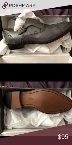 b134ea3b895 Shoes Men s Banana Republic Banana Republic Side Buckles Strap. Size 12.  Banana Republic Shoes