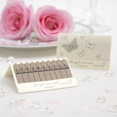 Wedding Favours - Seed Strips Favours or Bubbles Wedding Favor Sayings, Seed Wedding Favors, Special Wedding Gifts, Inexpensive Wedding Favors, Holiday Candy, Our Wedding, Wedding Stuff, Quirky Wedding, Wedding Tables
