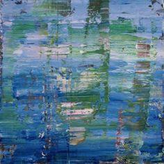 "Saatchi Art Artist Koen Lybaert; Painting, ""abstract N° 1109 - SOLD [UK]"" #art"